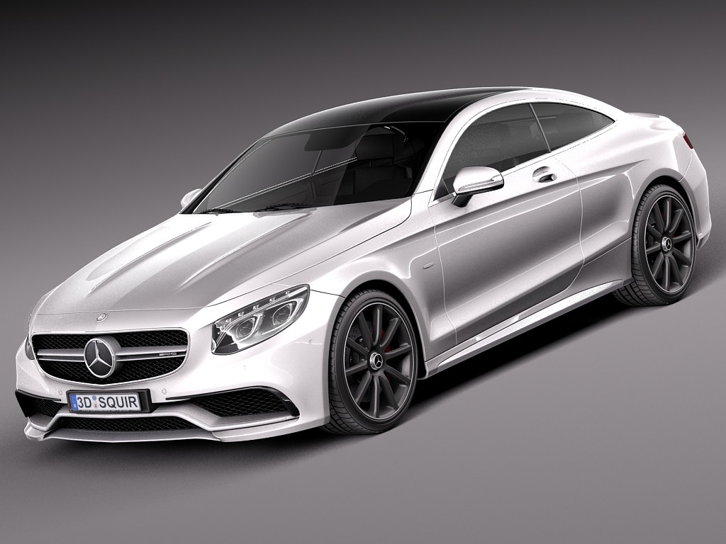 2014 mercedes benz s63 amg 4matic coupe mercedes benz for Mercedes benz cars models