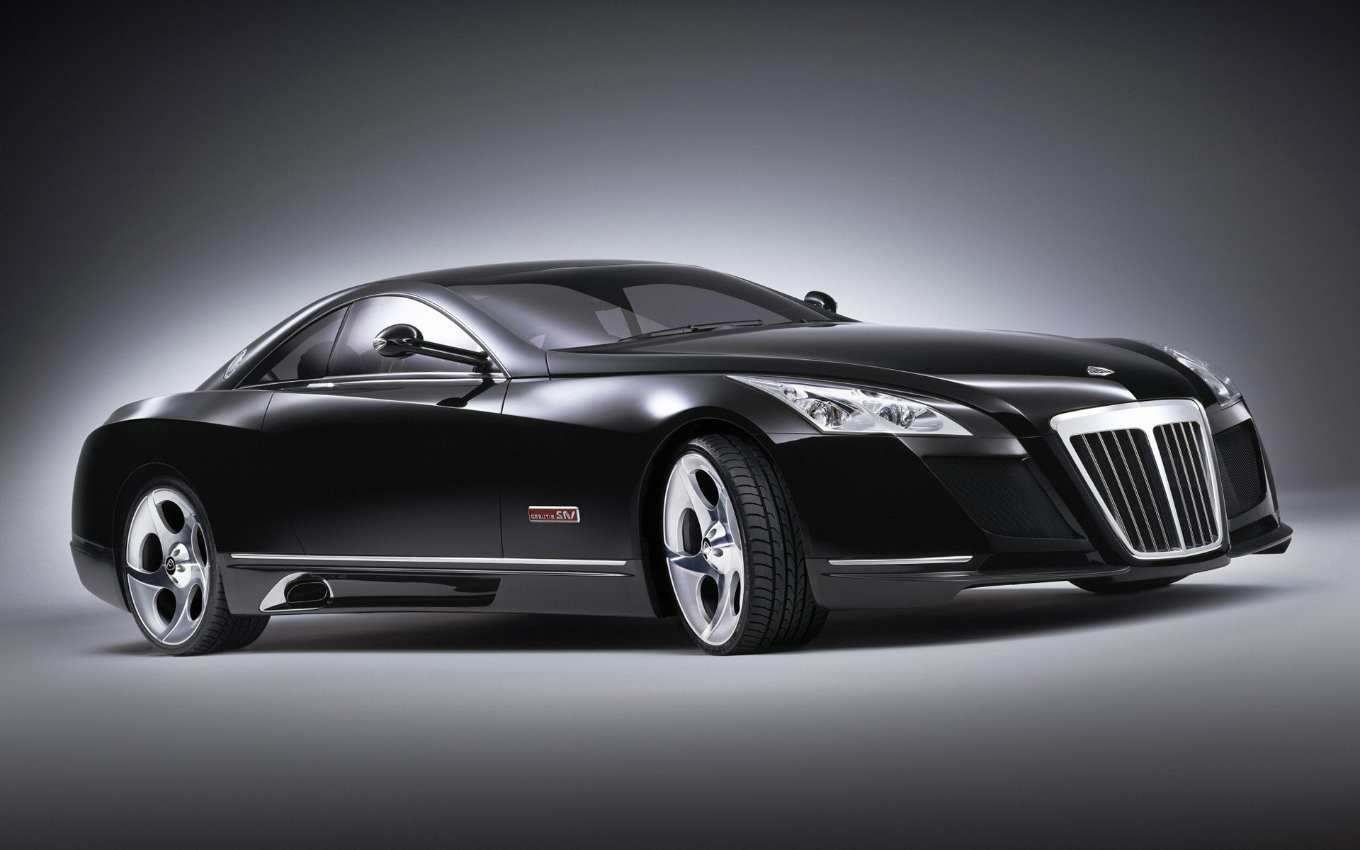 2005 Maybach Exelero Mercedes Benz