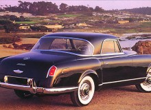 Mercedes-Benz 300Sc Coupe by PininFarina , 1956