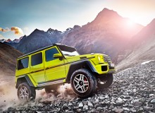 Mercedes-Benz G500 4×4 , 2015 version…