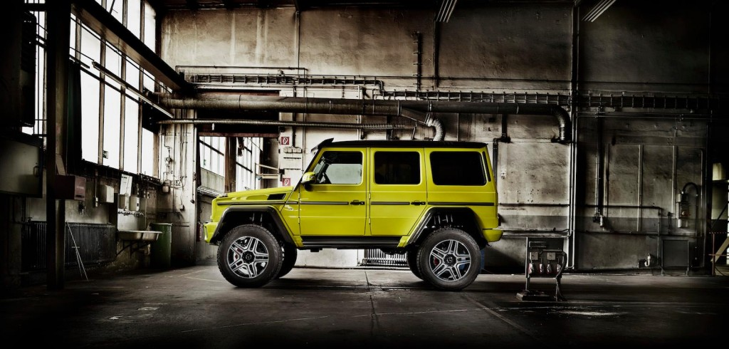 Mercedes benz g500 4x4 mercedes benz for Mercedes benz 4x4 g class
