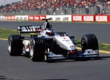1999 Mercedes-Benz McLaren MP4-14