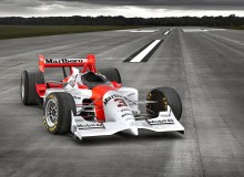 1997 Mercedes-Benz Penske PC26