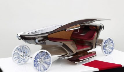 Maybach Berline Carriage Concept 2011