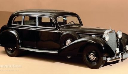 "Mercedes-Benz W150 ""Grand Mercedes' Type 770 Pullman , 1938 – 1943"