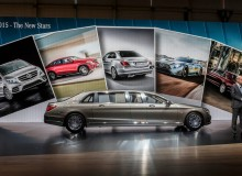 2015 Geneva Motor Show Mercedes-Benz Highlights