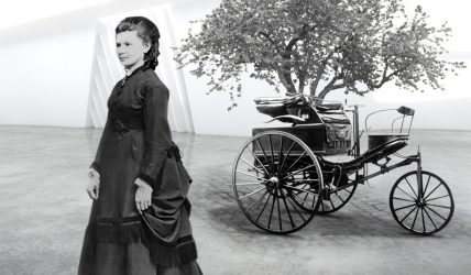 Bertha Benz (1849 – 1944)