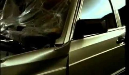 W126 Crash Commercial