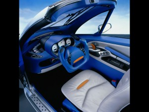 1997 Mercedes Benz F300 Life Jet seat