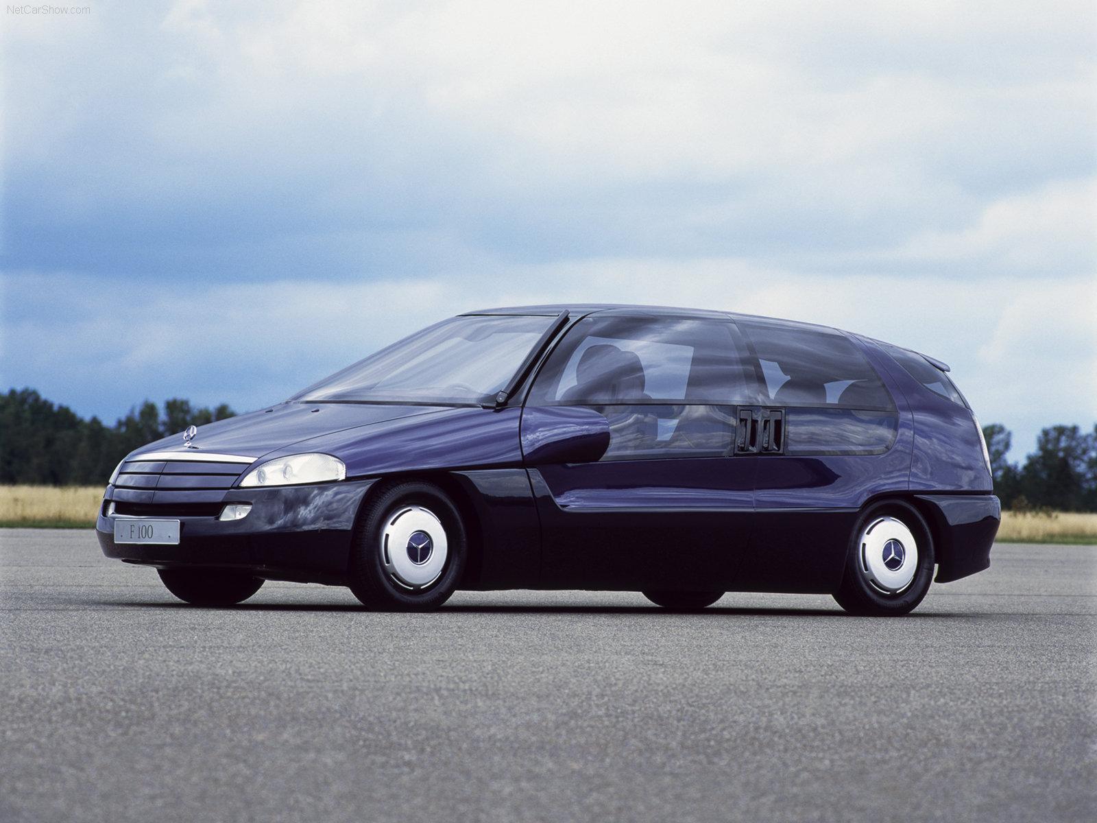 1991 Mercedes Benz F100 Mercedes Benz
