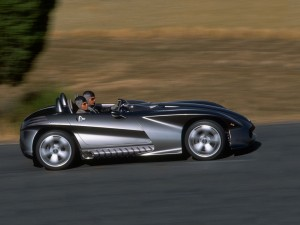2002 Mercedes Benz F400 Carving Concept 10