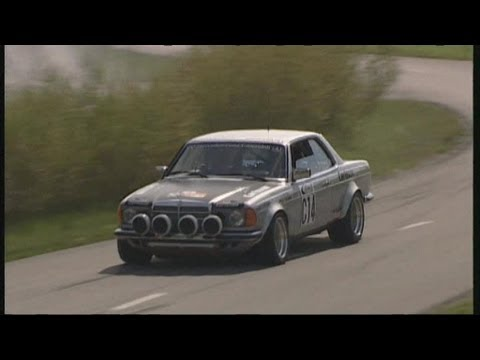 Mercedes Benz W123 280ce Carlsson Tuned Rally Car Mercedes Benz