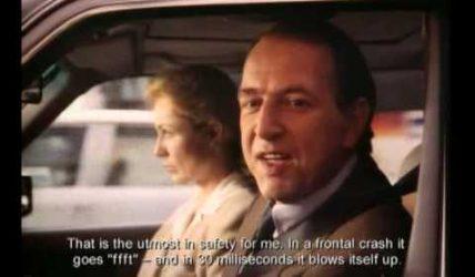 Mercedes-Benz W126 movies