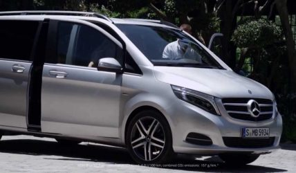 The new V-Class
