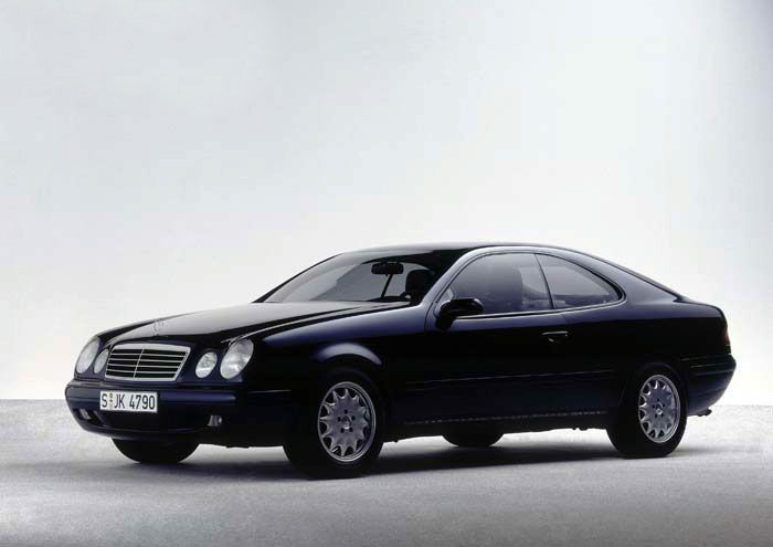 1993 Mercedes-Benz Coupe Concept | Mercedes-Benz