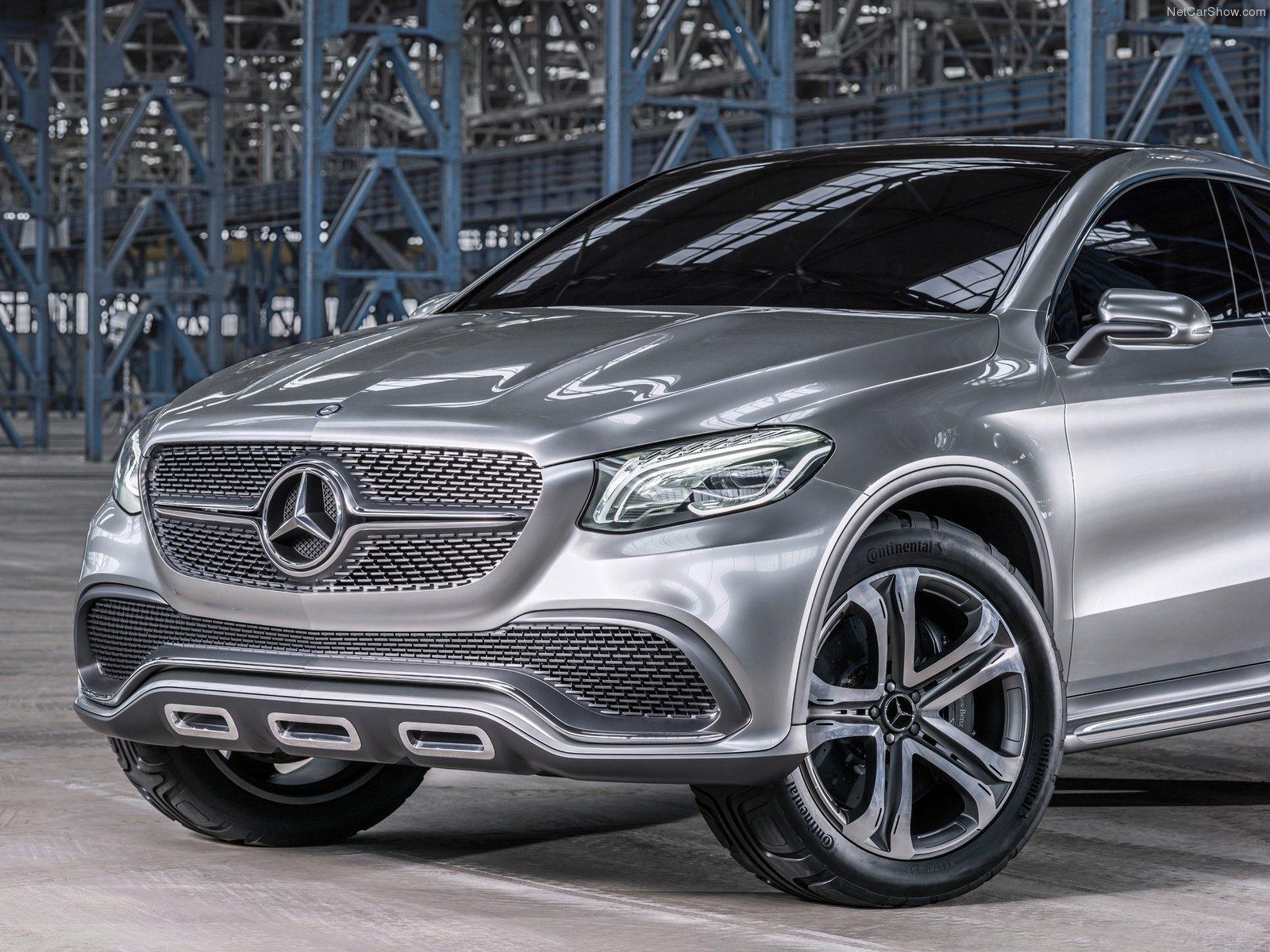 2014 mercedes benz concept coupe suv mercedes benz for Mercedes benz 2014 suv models