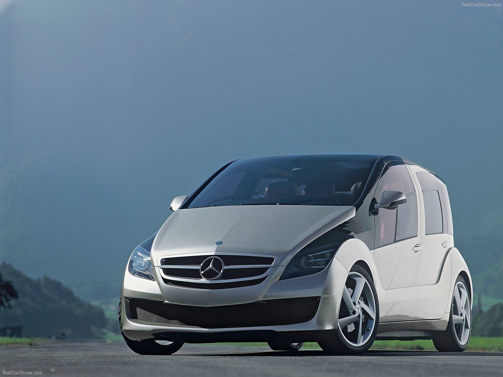 2005 mercedes benz f600 hygenius mercedes benz for Mercedes benz latest technology