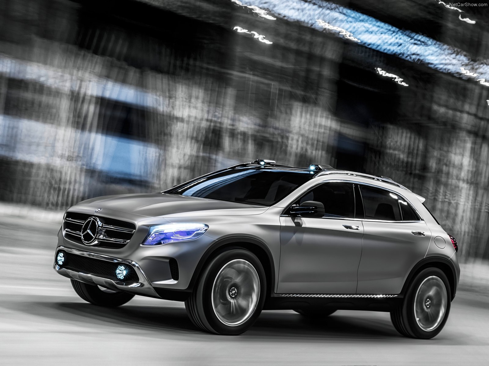 2013 mercedes benz gla concept mercedes benz for Mercedes benz gla 2014