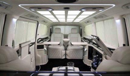 Mercedes-Benz Klassen Viano VIP Business limousine