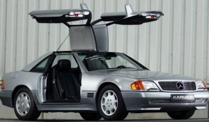 1993_Karmann_Mercedes-Benz_300_SC_Sport_Coupe_01 Cover