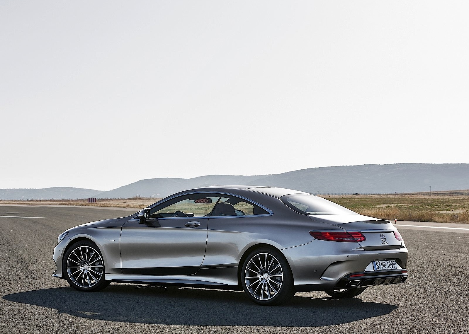 ... MERCEDES BENZ S 63 AMG Coupe 5126_21 ...