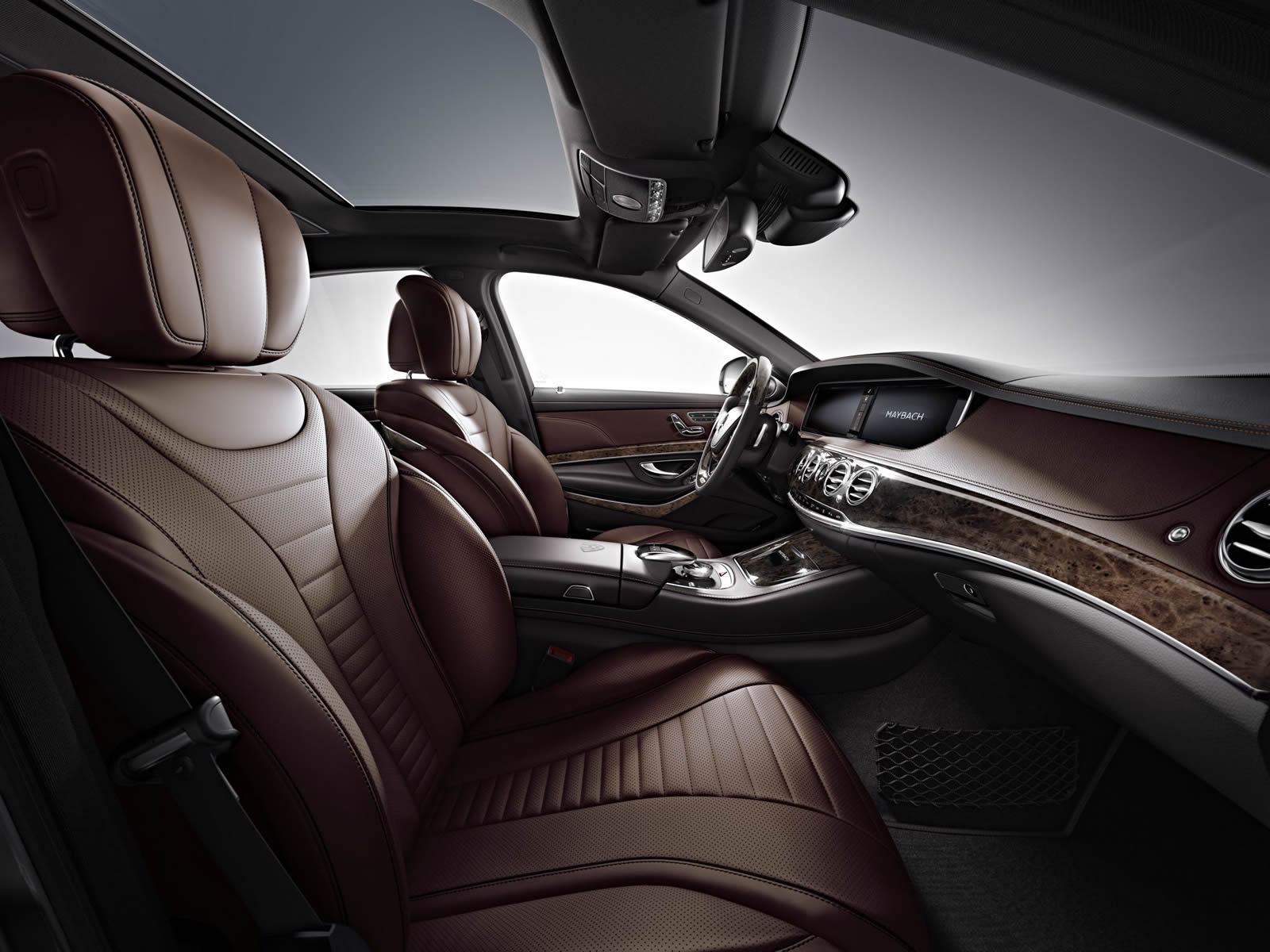 2016 Mercedes-Maybach S600 | Mercedes-Benz