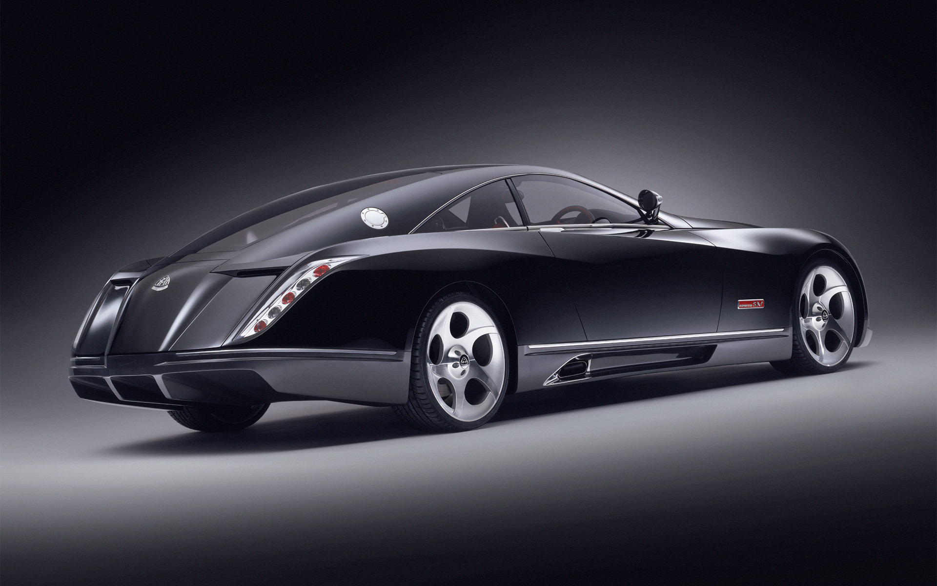 Mclaren F1 Interior >> 2005 Maybach Exelero | Mercedes-Benz