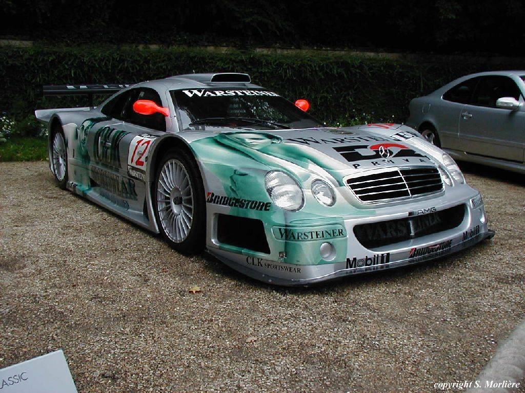 1997 mercedes benz clk gtr amg mercedes benz. Black Bedroom Furniture Sets. Home Design Ideas