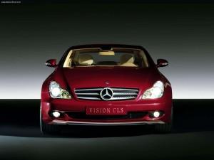 2003 Mercedes-Benz Vision CLS 12