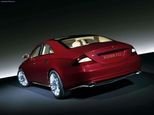 2003 Mercedes-Benz Vision CLS 16