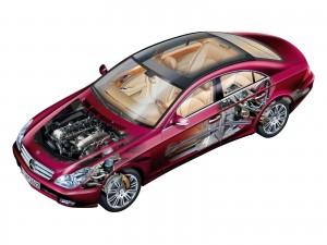 2003 Mercedes-Benz Vision CLS 17