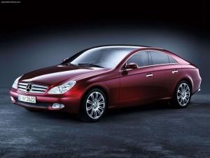 2003 Mercedes-Benz Vision CLS 6