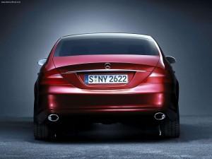 2003 Mercedes-Benz Vision CLS 7