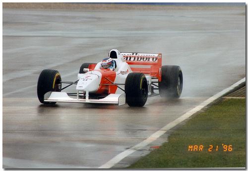 1996 Mercedes-Benz McLaren MP4/11 | Mercedes-Benz