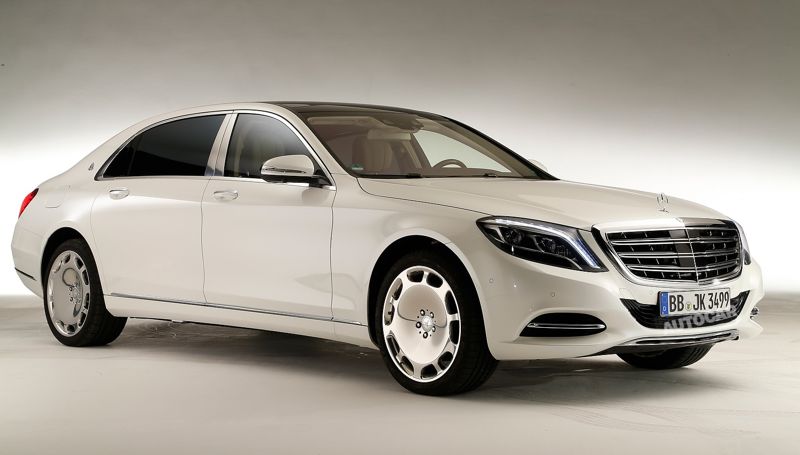 2016 Mercedes Maybach S600 Mercedes Benz