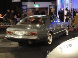 Mercedes 300SEL 6.3 Coupe Pininfarina Prototype 1969-4
