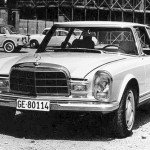 Mercedes-Benz 230 SLX Shooting-brake 1