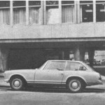 Mercedes-Benz 230 SLX Shooting-brake 13