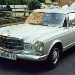 Mercedes-Benz 230 SLX Shooting-brake 14