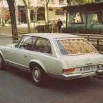 Mercedes-Benz 230 SLX Shooting-brake 15