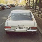 Mercedes-Benz 230 SLX Shooting-brake 16