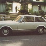 Mercedes-Benz 230 SLX Shooting-brake 17