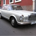 Mercedes-Benz 230 SLX Shooting-brake 20