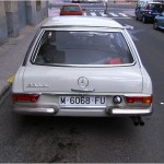 Mercedes-Benz 230 SLX Shooting-brake 25