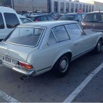 Mercedes-Benz 230 SLX Shooting-brake 27