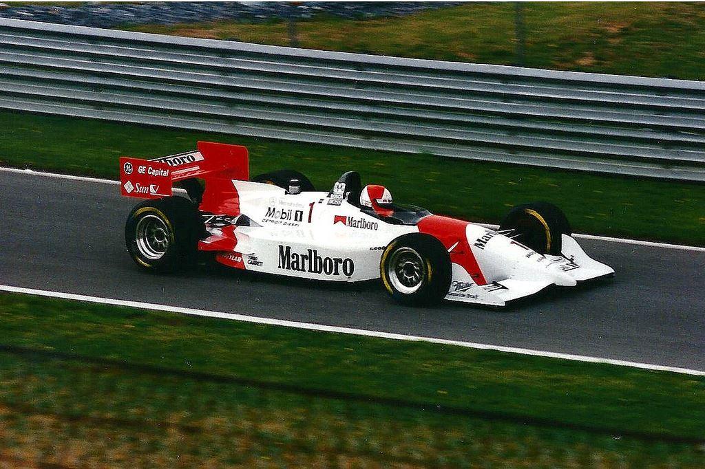 Bobby Rahal Mercedes U003eu003e 1995 Penske Mercedes PC24 | Mercedes Benz