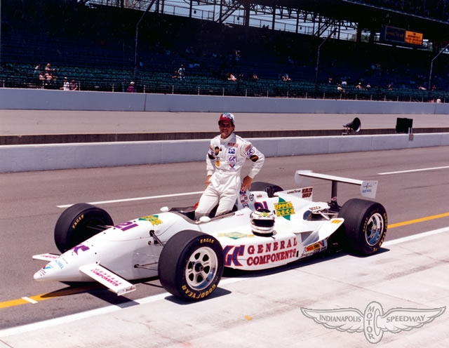 Bobby Rahal Mercedes >> 1995 Penske-Mercedes PC24 | Mercedes-Benz