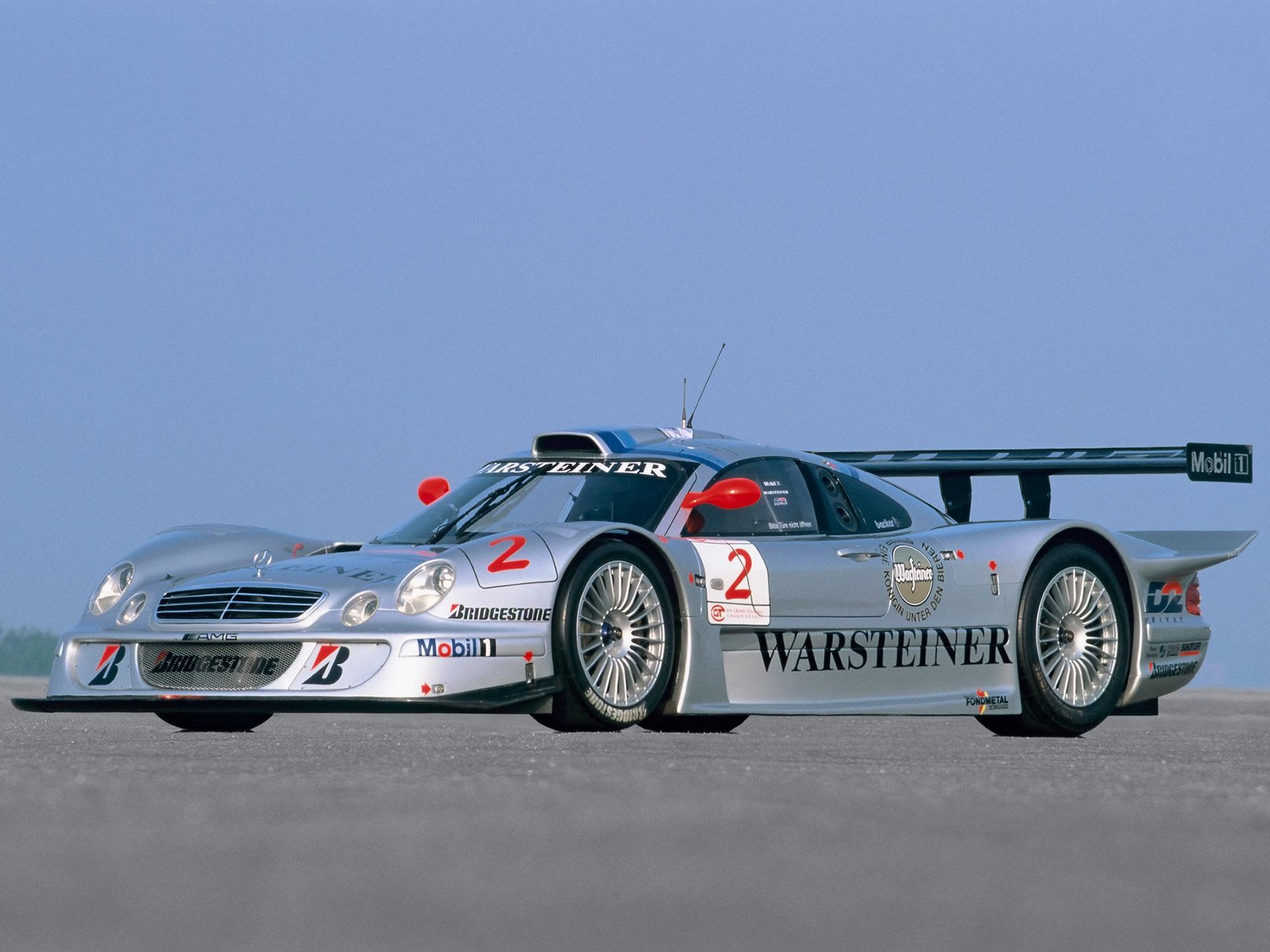 1998 Mercedes-Benz CLK GTR AMG LM | Mercedes-Benz