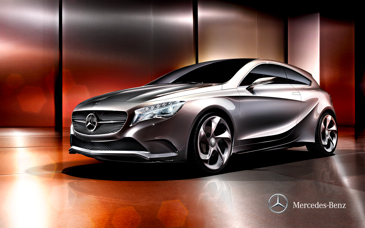 2011 mercedes benz concept a class mercedes benz. Black Bedroom Furniture Sets. Home Design Ideas