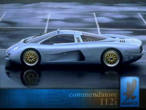 1993 Isdera Commendatore 112i 10